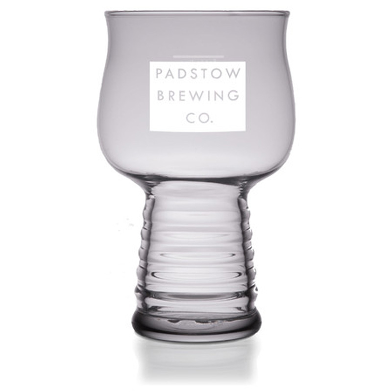 Padstow Cider Glass - Stunning Hard Cider glass