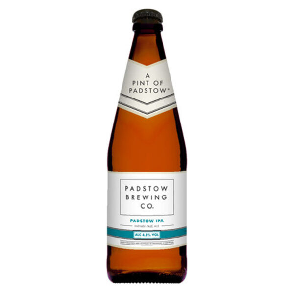 Padstow IPA Bottle