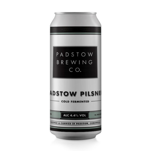 Padstow Pilsner Can