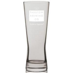 Padstow Pilsner Glass