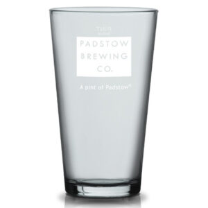 Padstow Pint Glass