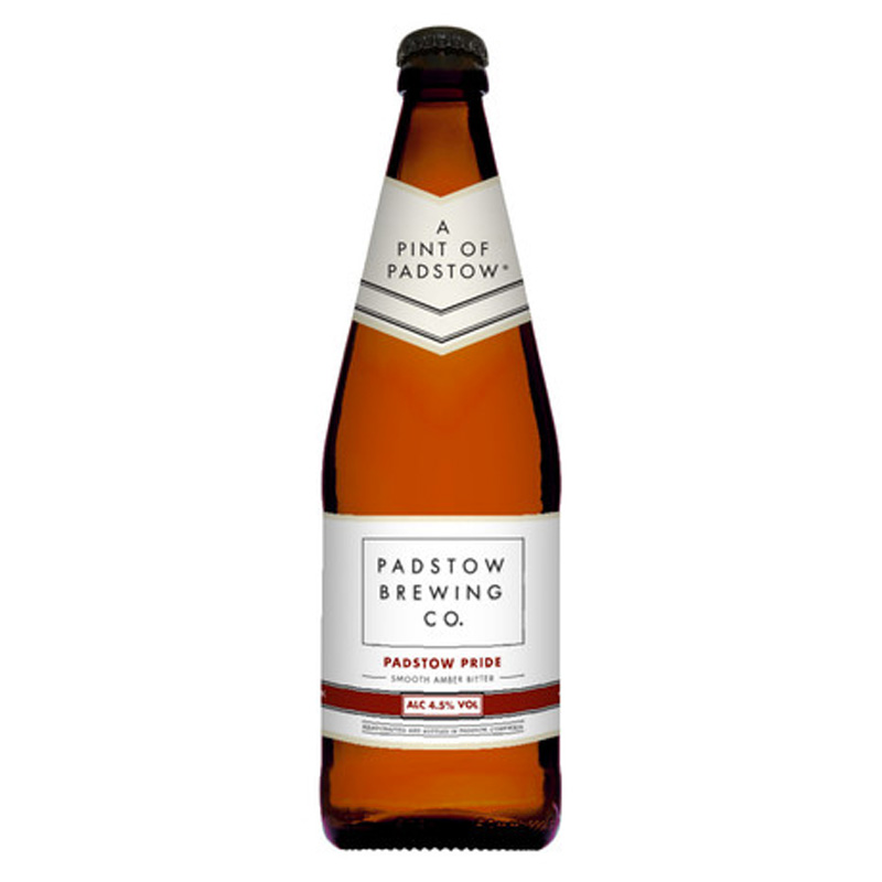 Padstow Pride - A smooth amber bitter