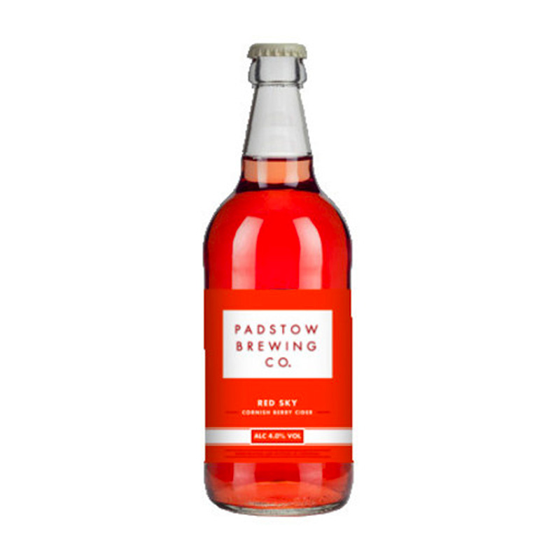 Red Sky - Cornish Red Berry Cider