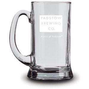 Padstow Tankard Glass