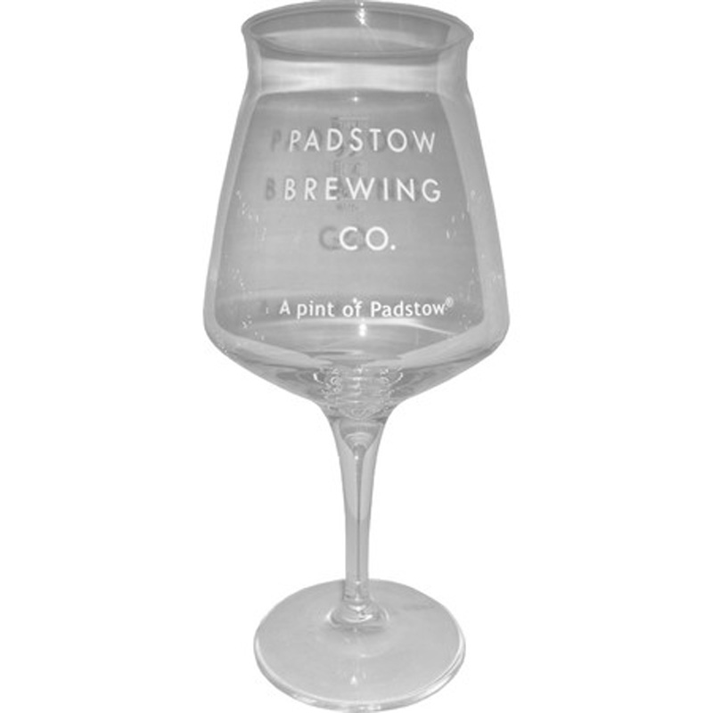 Padstow Teku Glass - The Best glass for craft beer