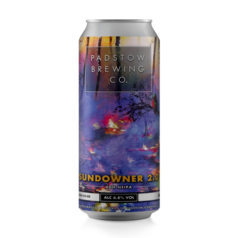 Sundowner 2.0 - Full bodied IPA