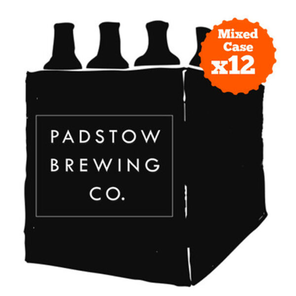 Padstow Brewing Co 12 Mixed Case