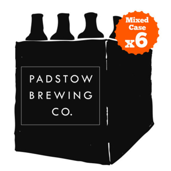 Padstow Brewing Co 6 Mixed Case