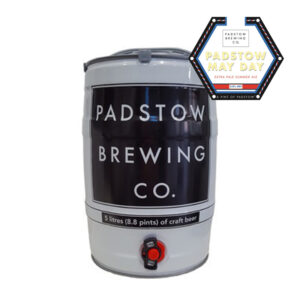 Padstow May Day Minikeg