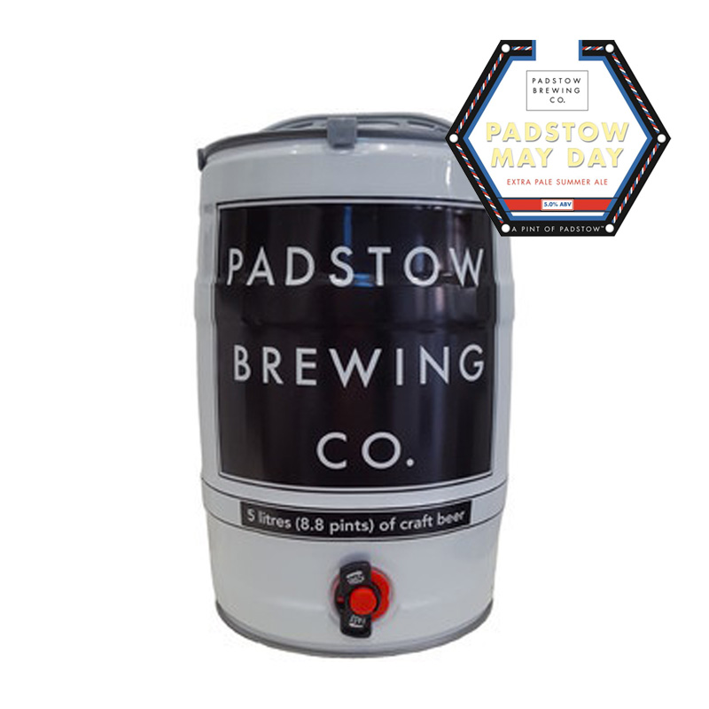 Mini Keg Padstow May Day - Extra Pale Hoppy Ale 5%