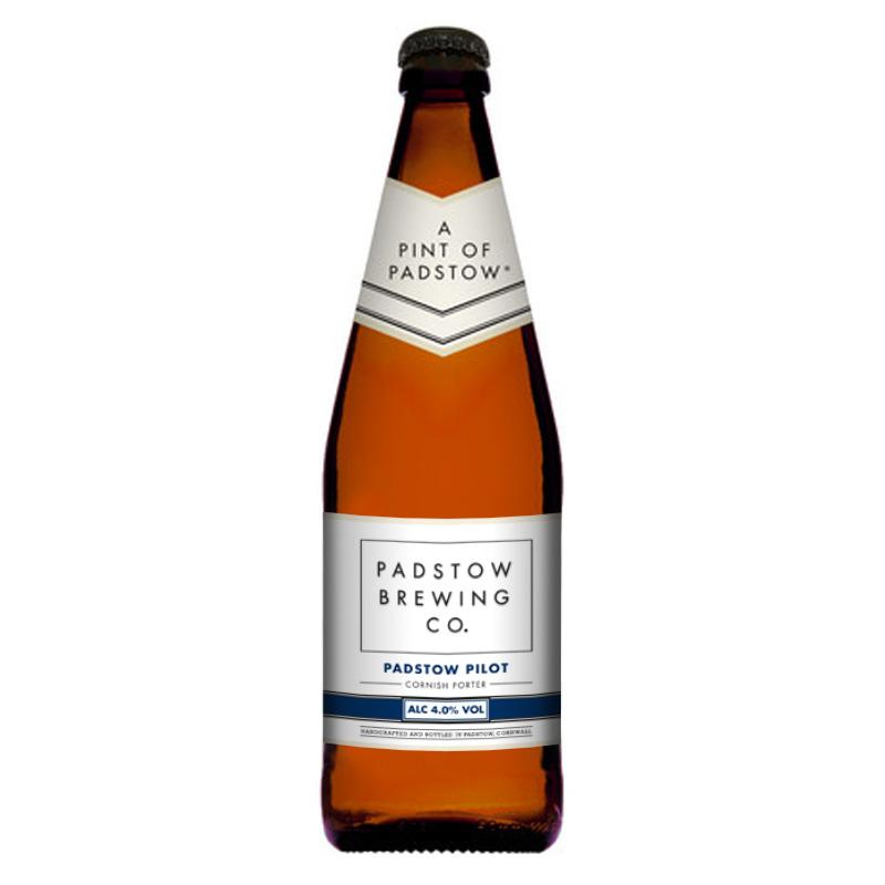 Padstow Pilot - Cornish Porter 4.0%