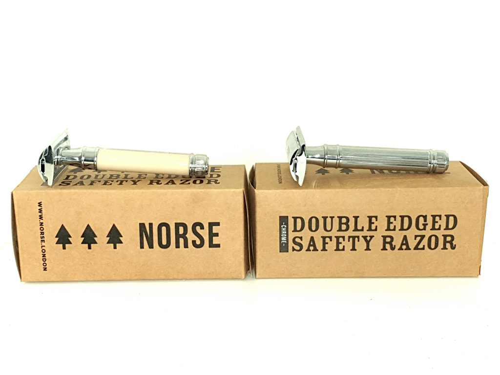 Norse Safety Razor - Beer 'n beard - no thanks!