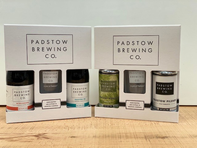 PBC Gift Pack - 2 x Padstow Brewing Co. Gift Packs