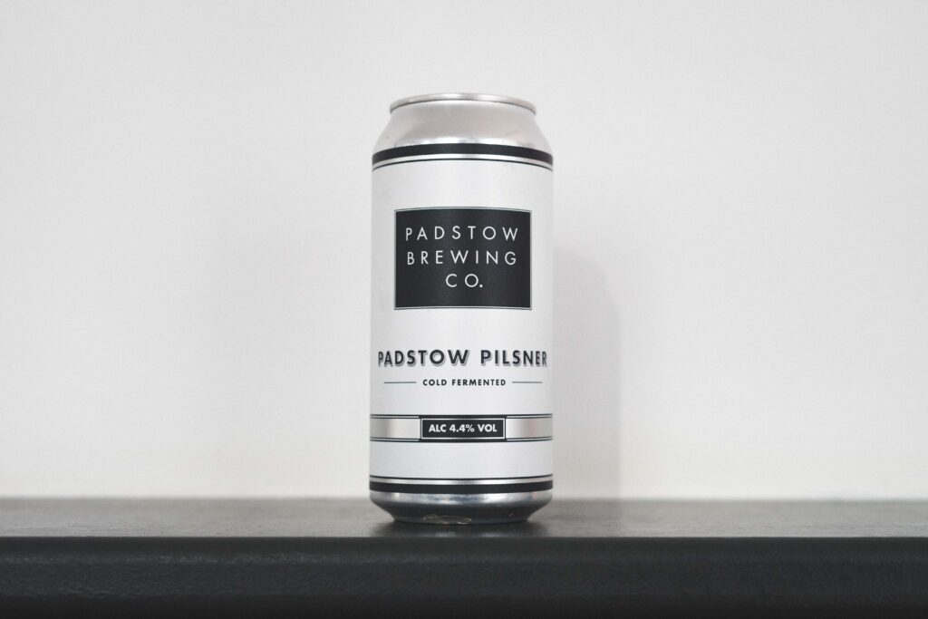 Padstow Pilsner - A refreshing, crisp Czech Style Lager