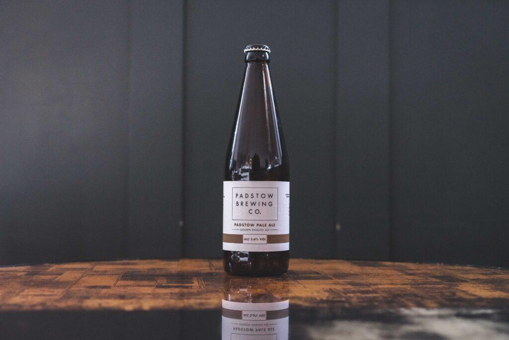 Padstow Pale Ale - Light Golden Ale 3.6%