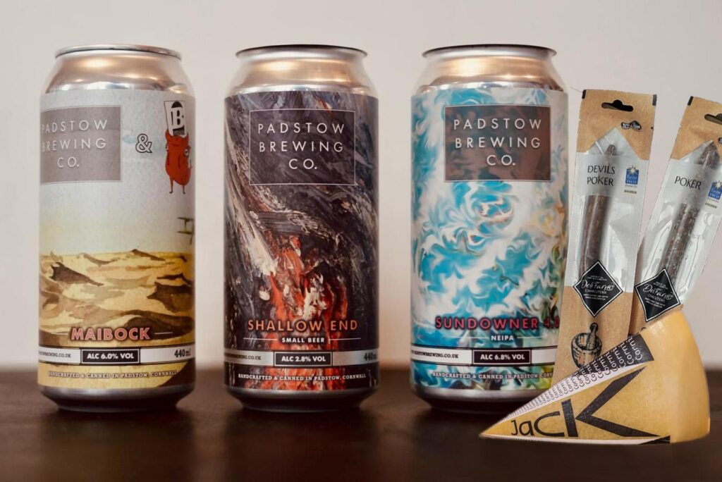 Beer Tasting in a Box – Essential Edition - Everything you need to join us for a live Beer Tasting on March 26th